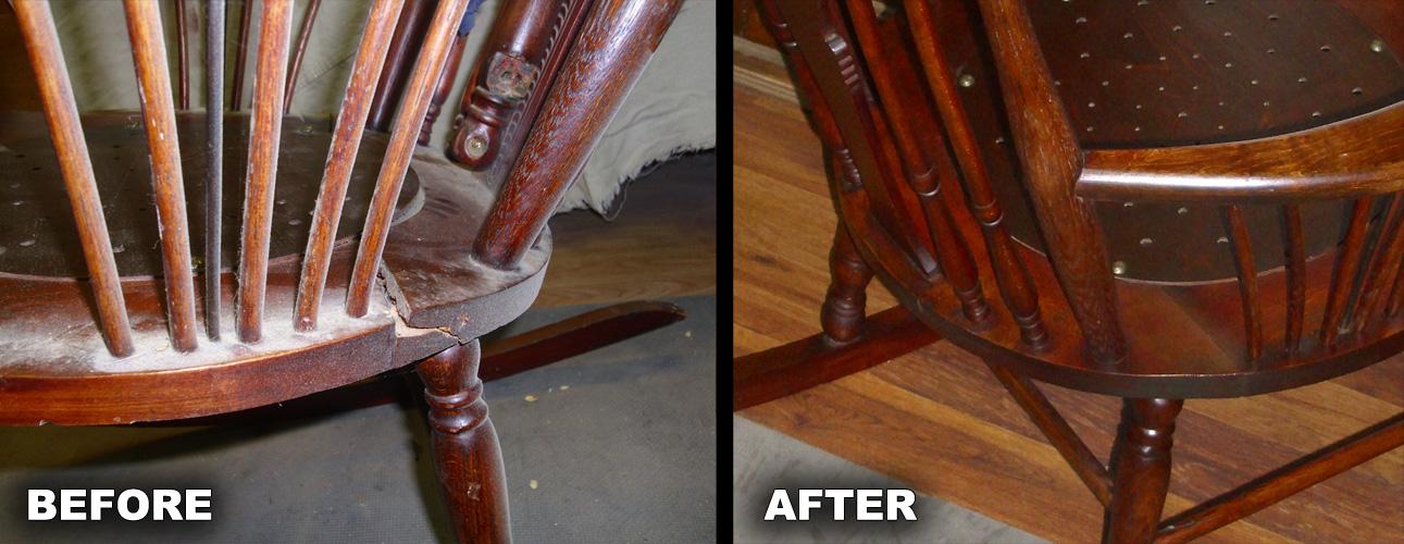 Beau Rocking Chair Repairs Rocking Chair Repairs ...