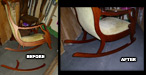 Rocking Chair Repaired